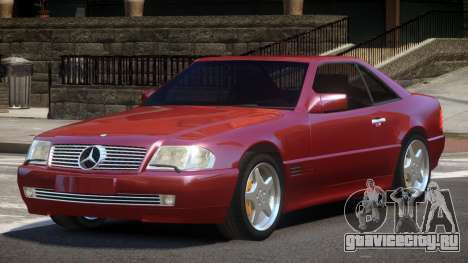 Mercedes Benz SL500 V1.2 для GTA 4