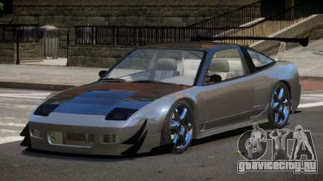 Nissan 240SX D-Style PJ1 для GTA 4