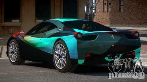 Ferrari 458 Qz PJ5 для GTA 4
