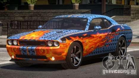 Dodge Challenger GT 392 PJ3 для GTA 4