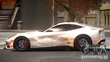 Ferrari F12 GT-S PJ1 для GTA 4