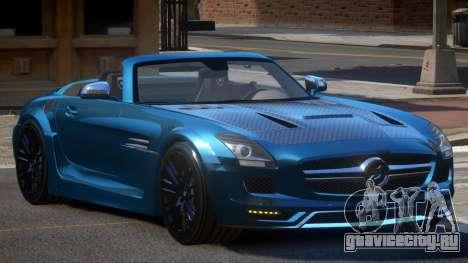 Mercedes-Benz SLS H-Style для GTA 4