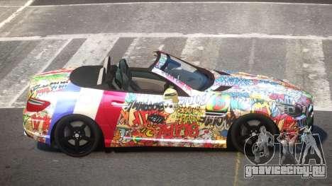 Mercedes Benz SLK DDS PJ5 для GTA 4