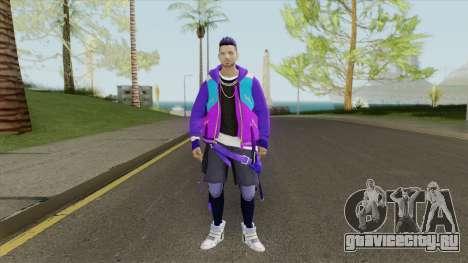 Trap Guy (Free Fire) для GTA San Andreas