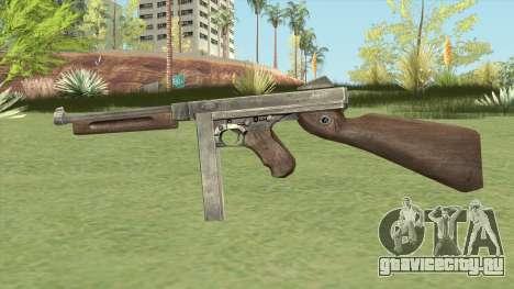 Thompson M1A1 (Mafia 2) для GTA San Andreas