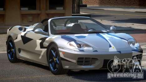 Ferrari 360 SR PJ4 для GTA 4