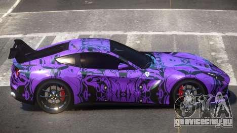 Ferrari F12 GT-S PJ5 для GTA 4
