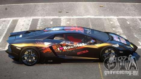 Lamborghini Aventador LP700 RP PJ2 для GTA 4