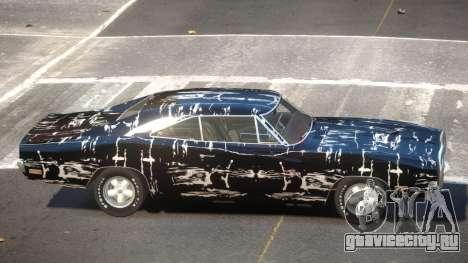 Dodge Charger 440 PJ4 для GTA 4
