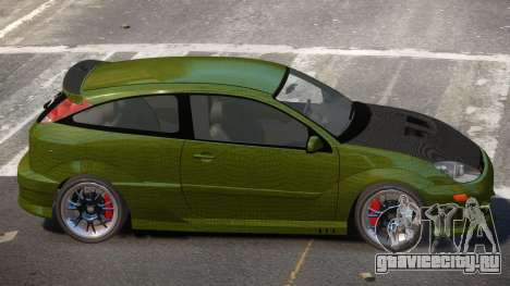 Ford Focus SVT R-Tuning PJ4 для GTA 4