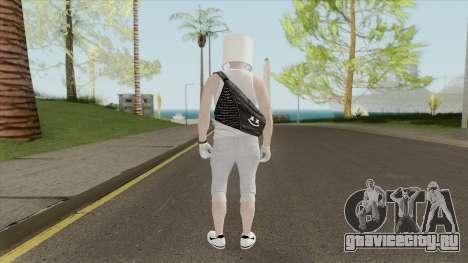 Marshmello V5 (GTA Online) для GTA San Andreas
