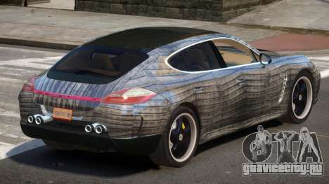 Porsche Panamera ML PJ2 для GTA 4
