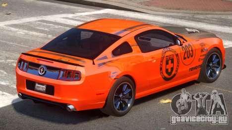 Ford Mustang B-Style PJ4 для GTA 4