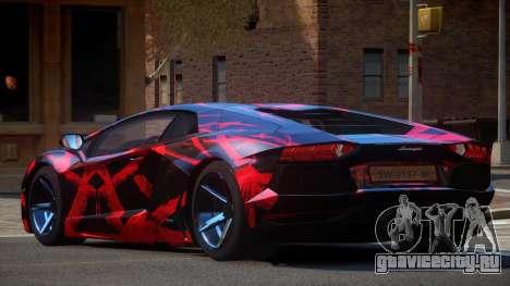 Lamborghini Aventador S-Style PJ1 для GTA 4