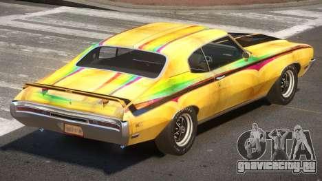 Buick GSX R-Tuned PJ4 для GTA 4