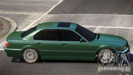 BMW 740I LS для GTA 4