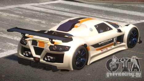 Gumpert Apollo R-Style PJ2 для GTA 4
