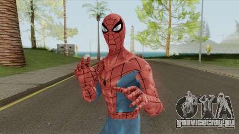 Spider-Man V1 для GTA San Andreas