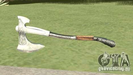 Eivor Axe (Assassins Creed Valhalla) для GTA San Andreas