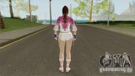Christie V2 (Tekken) для GTA San Andreas