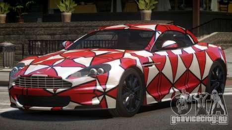 Aston Martin DBS RT PJ2 для GTA 4