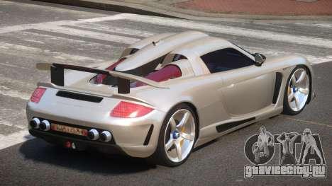 Porsche Carrera GT R-Tuned для GTA 4