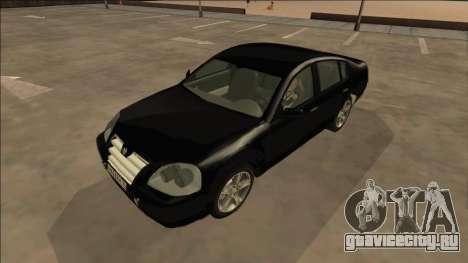 ТагАЗ Vortex Estina 2010 для GTA San Andreas