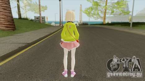 Kagamine Rin (Melancholy Module) для GTA San Andreas
