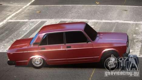 VAZ 2107 Azelow V1.1 для GTA 4