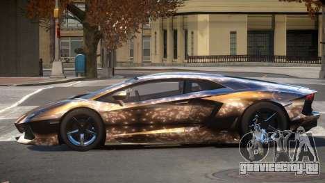 Lamborghini Aventador S-Style PJ2 для GTA 4