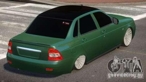 Lada Priora 2170 SR для GTA 4