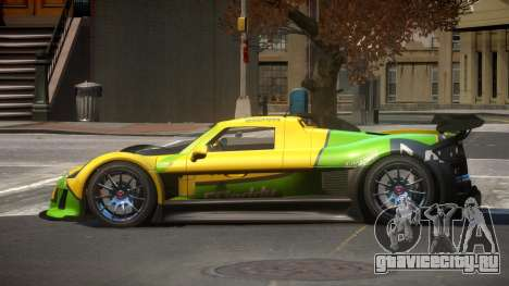 Gumpert Apollo TDI PJ4 для GTA 4