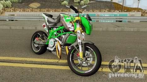 KTM 200 DUKE для GTA San Andreas
