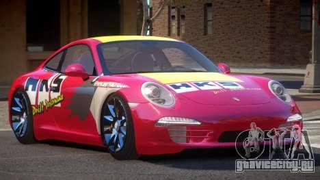 Porsche 911 LR PJ2 для GTA 4