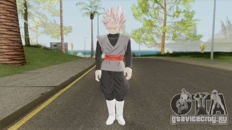 Goku Black V3 (Dragon Ball Super) для GTA San Andreas