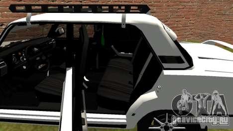 ВАЗ 2105 Колхоз Тюнинг для GTA San Andreas