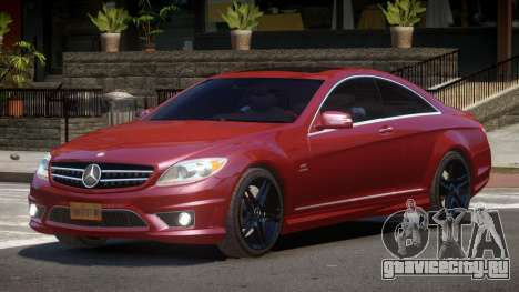 Mercedes Benz CL65 SR для GTA 4
