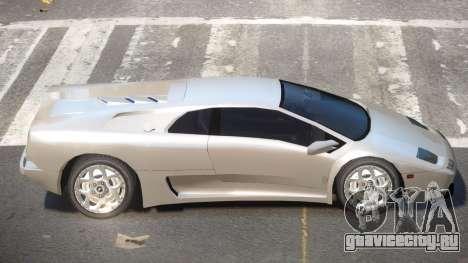 Lamborghini Diablo Alfa для GTA 4