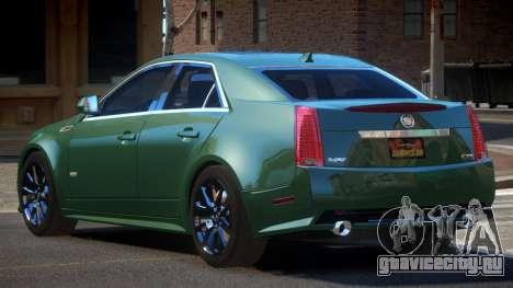 Cadillac CTS-V LR для GTA 4