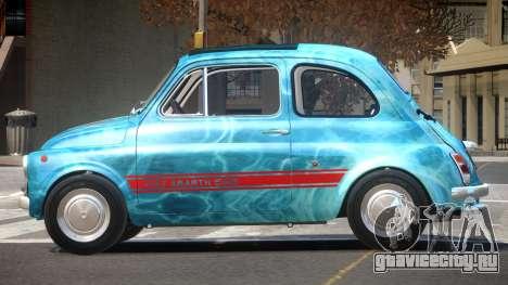 1973 Fiat Abarth PJ1 для GTA 4