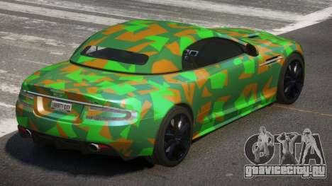 Aston Martin DBS RT PJ4 для GTA 4