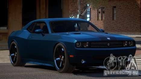 Dodge Challenger L-Tuned для GTA 4