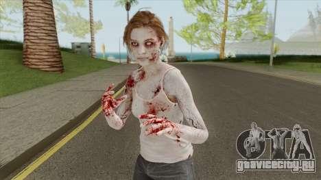 Jill Valentine V2 (RE3 Remake) для GTA San Andreas