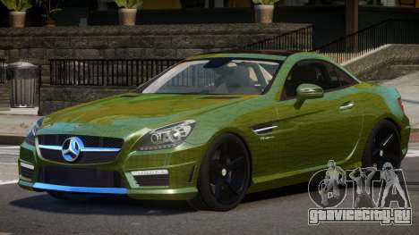 Mercedes Benz SLK Qz PJ4 для GTA 4