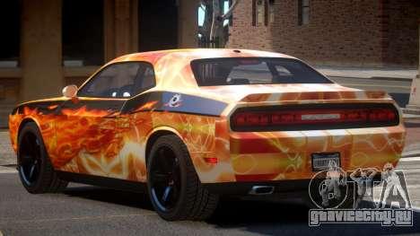 Dodge Challenger GT 392 PJ5 для GTA 4