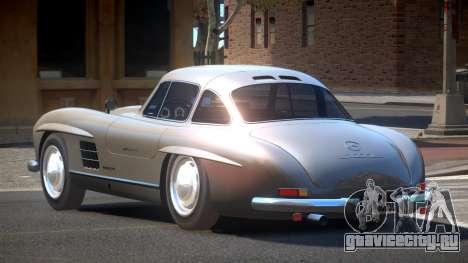 1956 Mercedes Benz 300SL для GTA 4