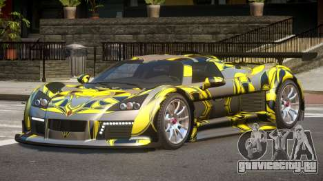 Gumpert Apollo TDI PJ1 для GTA 4