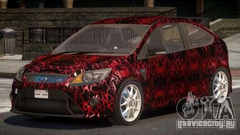 Ford Focus RS L-Tuned PJ1 для GTA 4