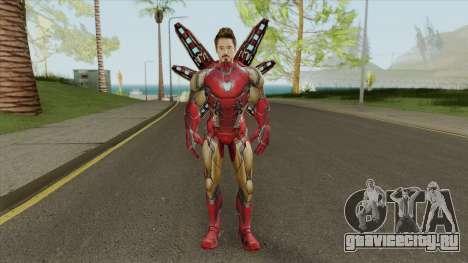 Iron Man Mark 85 (Unmasked) для GTA San Andreas