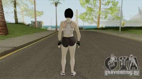 Hot Ada Wong (Sport Edition) для GTA San Andreas